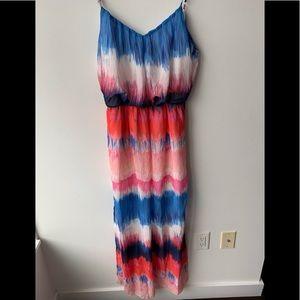Bisou Bisou Michelle Bohbot Maxi Dress 👗